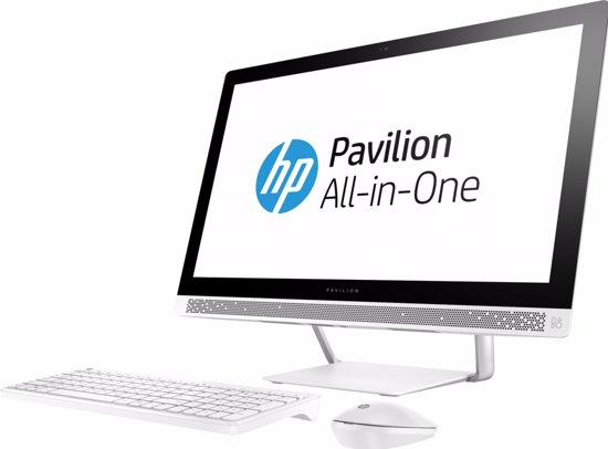 HP Pavilion 24-r010nd - All-in-One Desktop