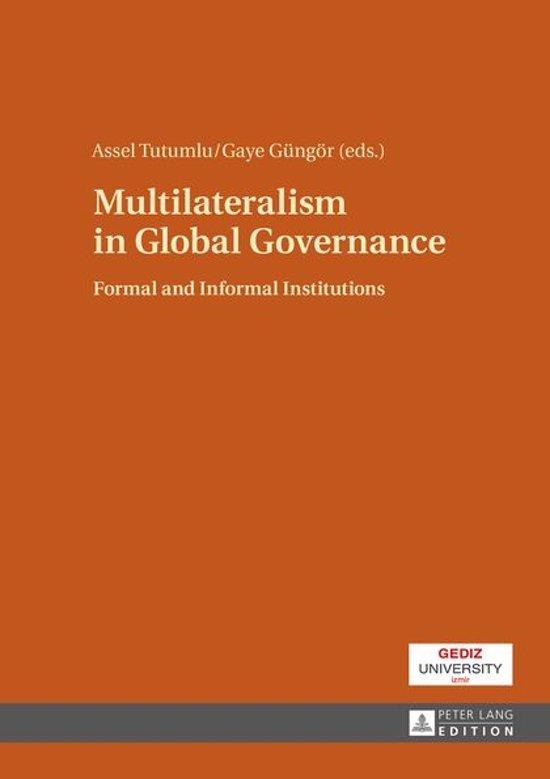 Multilateralism in Global Governance