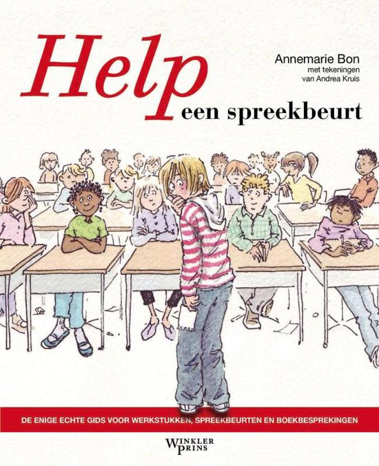 Help een spreekbeurt