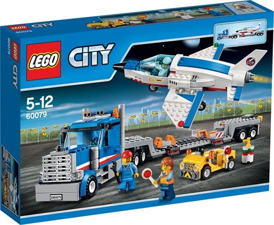 LEGO City Trainingsvliegtuig Transport - 60079