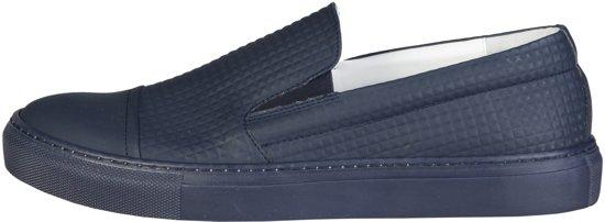 Made in Italia Heren Sneakers Blauw | Maat  41