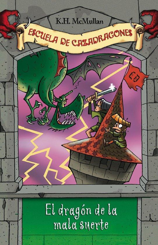 Bolcom El Dragon De La Mala Suerte Escuela De Cazadragones 9