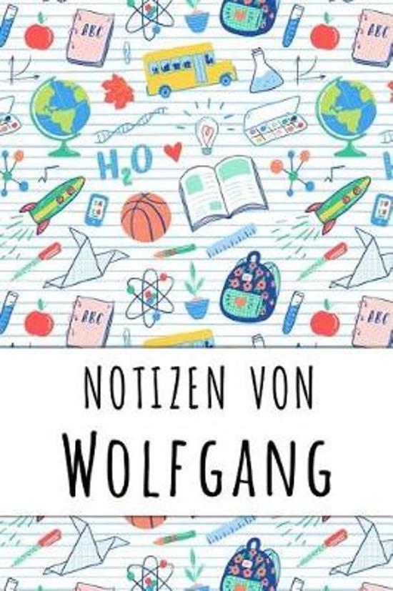 Notizen von Wolfgang