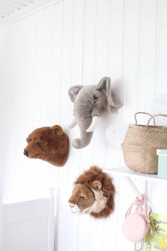 Wild&Soft Leeuw Dierenkop