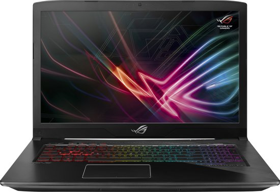 Asus ROG Strix GL703GS-E5011T - Gaming Laptop - 17.3 inch (144Hz)