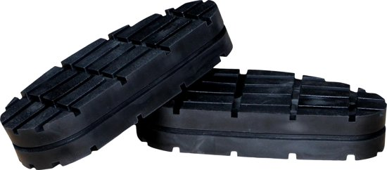 Easy Hoof Block - Rubber comfort