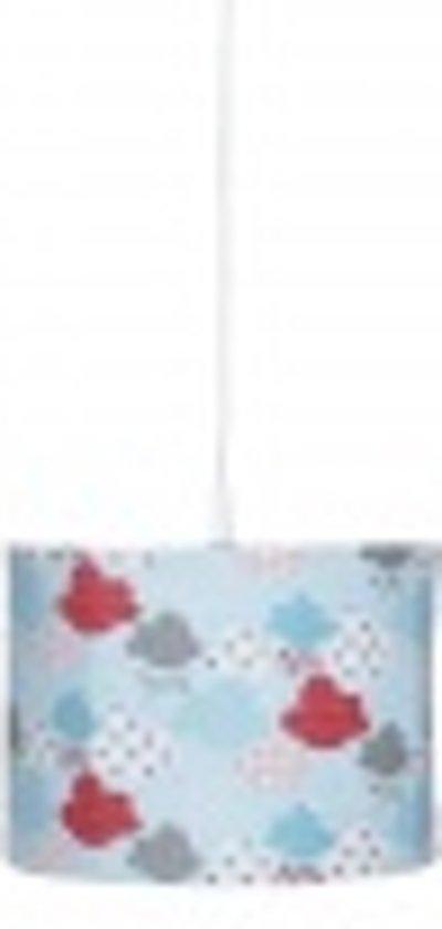 Hanglamp Cloudy aqua