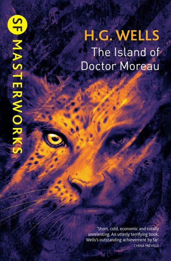 the themes of h g wellss book the island of dr moreau
