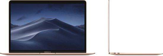 """Apple MacBook Air 13,3"""" (2019) MVFM2N/A Goud"""