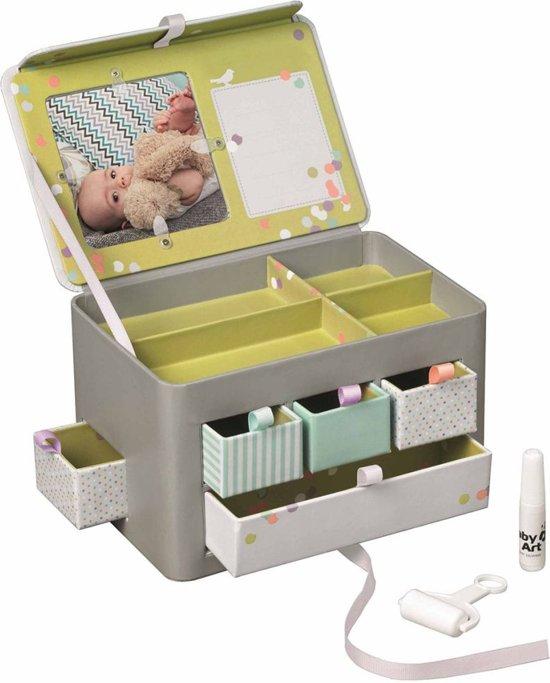 Baby Art My Little Treasure doosje grijs 34120113