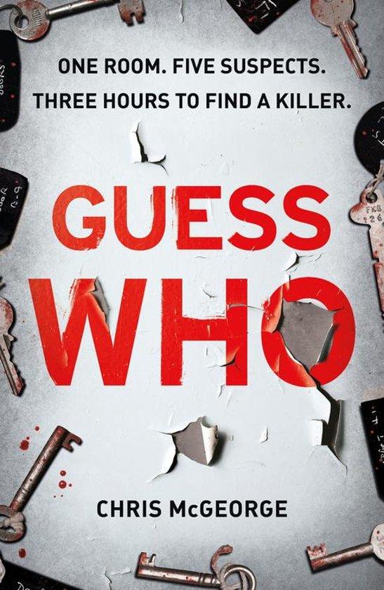 Boek cover Guess Who van Chris McGeorge (Onbekend)