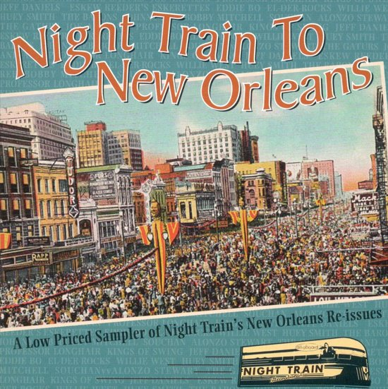 Night Train To New -16Tr-