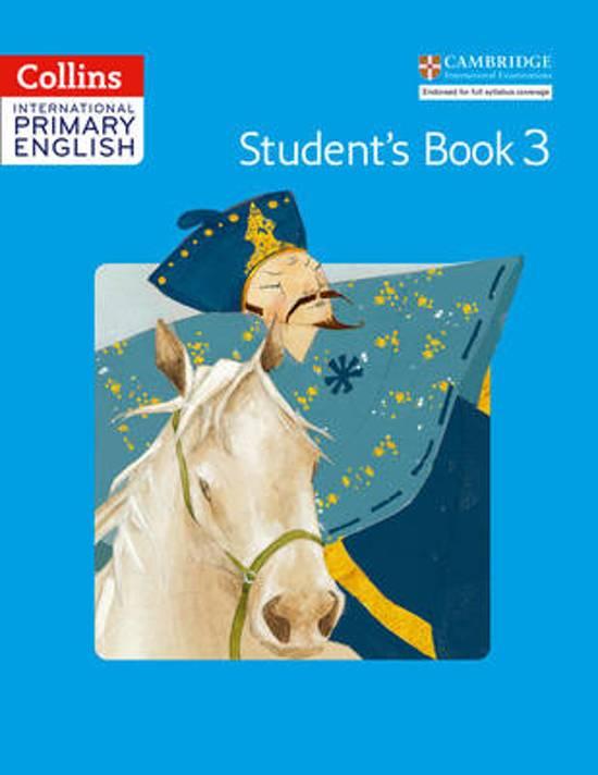 Collins Cambridge International Primary English - International Primary English Student's Book 3