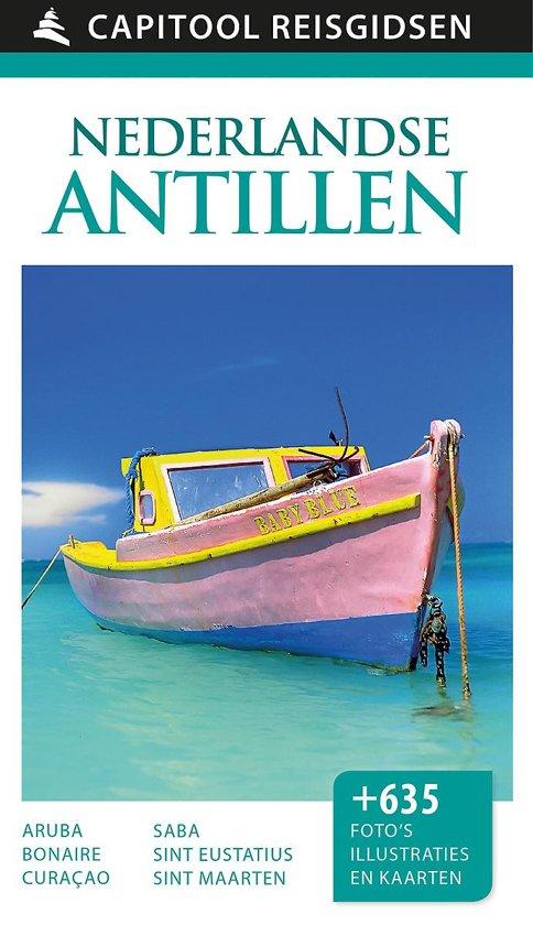 Capitool reisgidsen Nederlandse Antillen