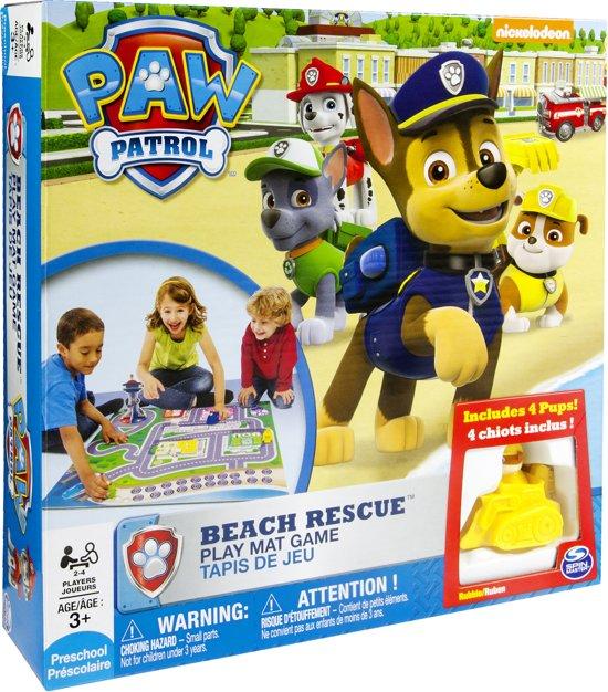 Afbeelding van het spel PAW Patrol Beach Rescue - Kinderspel