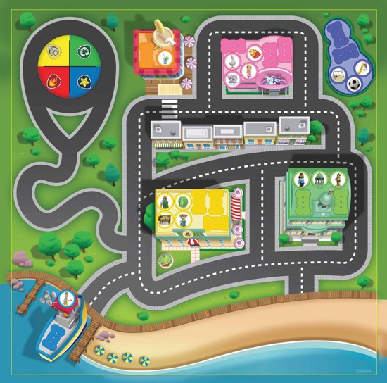 Thumbnail van een extra afbeelding van het spel PAW Patrol Beach Rescue - Kinderspel