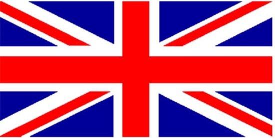 Engelse vlag Union Jack, vlag Engeland 90 x 150