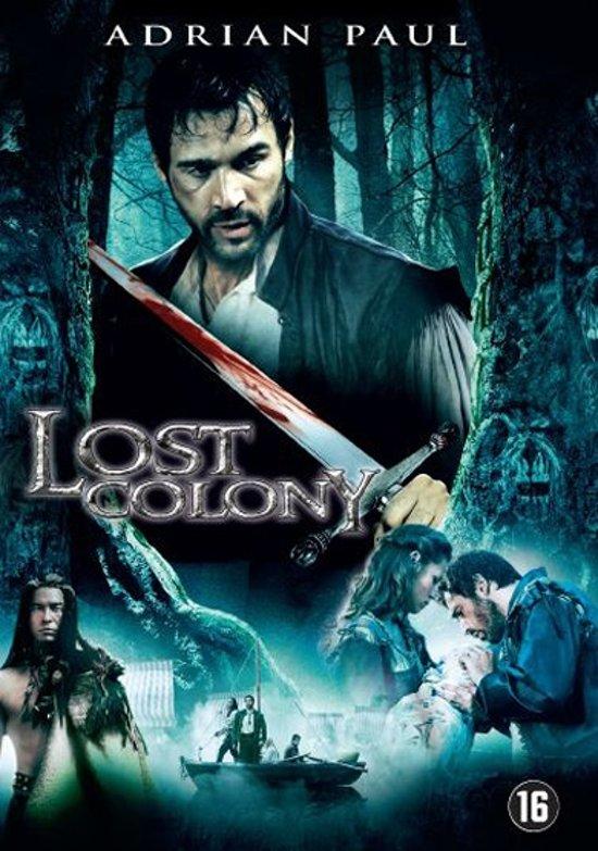Cover van de film 'Lost Colony'