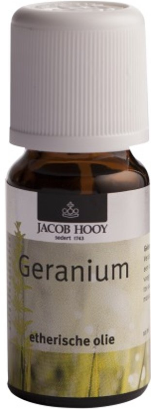 Jacob Hooy Geranium - 10 ml - Etherische Olie