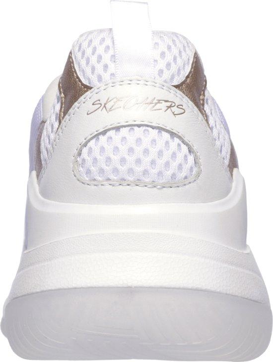 Skechers 38 Rose Maat Gold DamesWhite Sneakers Savona 3Sq5RcL4jA