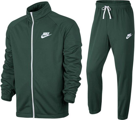 Nike Sportswear Trainingspak Heren Trainingspak Maat XL Mannen groen