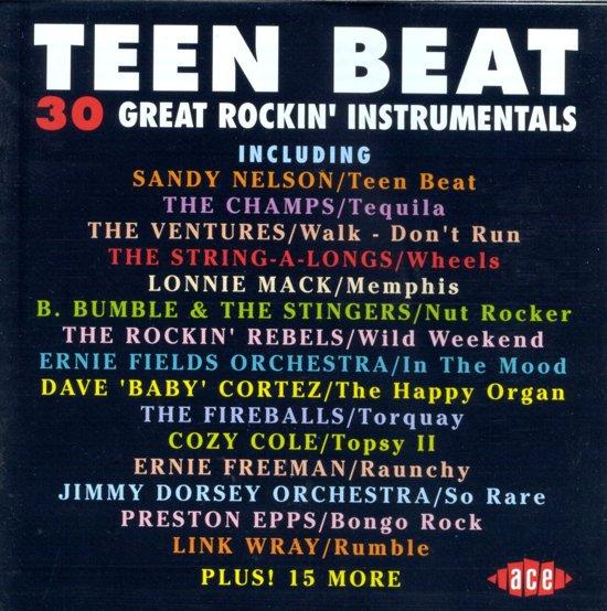 Teen Beat, Vol. 1 (Ace)