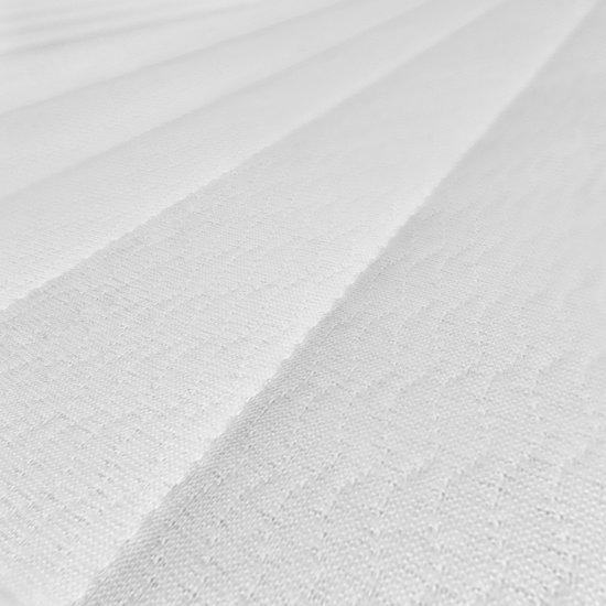 Matras - 180x220 - 7 zones - koudschuim - premium tijk - 15 cm hoog - medium & hard