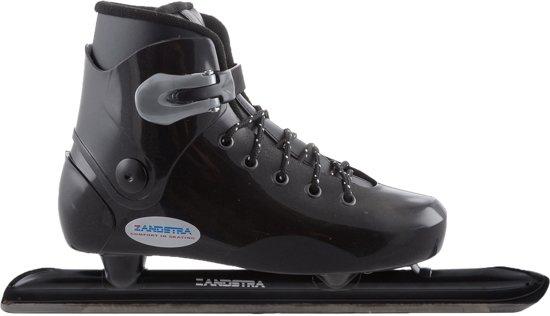 Zandstra Comfort 1 Noren - Schaatsen - Maat 36 - Zwart