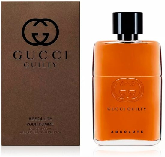 3f8d444b612 Gucci Guilty Absolute pour Homme - 90 ml - eau de parfum spray - herenparfum