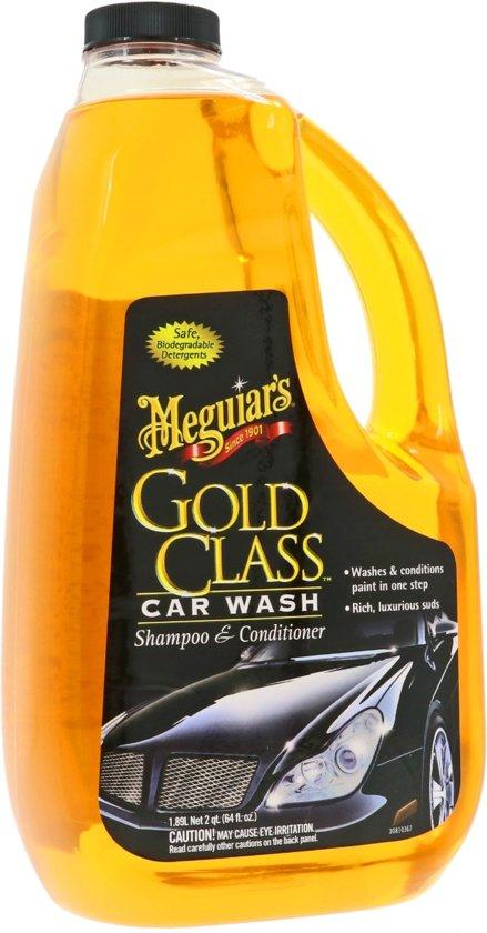 Meguiars G7164 Gold Class Car Wash Autoshampoo 1892ml