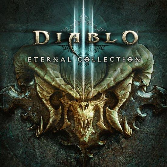 Diablo III (Eternal Collection) PS4