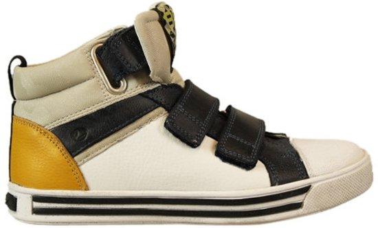 0c141e06668 bol.com | Braqeez 419335 Jongens Sneakers - 27 - Blauw