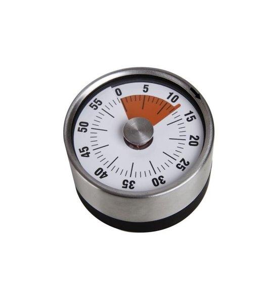 Balvi Magnetische kookwekker Steam - Metaal - Glas