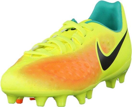 the latest d1b72 4a9a5 Nike Magista Opus II FG Voetbalschoenen - Maat 36.5 - Unisex - geel/oranje/