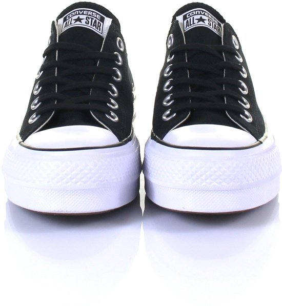 29493b08ca2 Converse Taylor Dames Lift Allstar 36 Zwart Chuck Maat Sneakers rrzUp