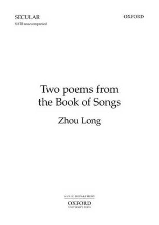 Two poems from the Book of Songs