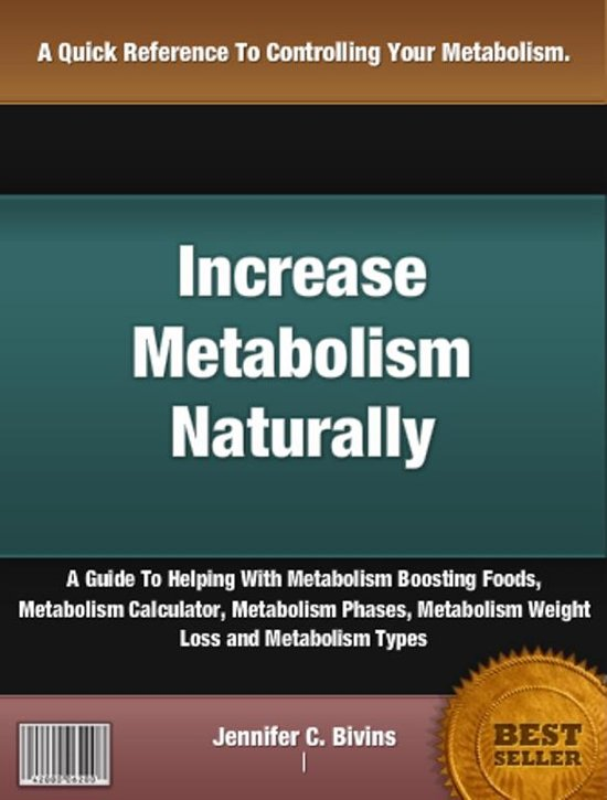 Increase Metabolism Naturally