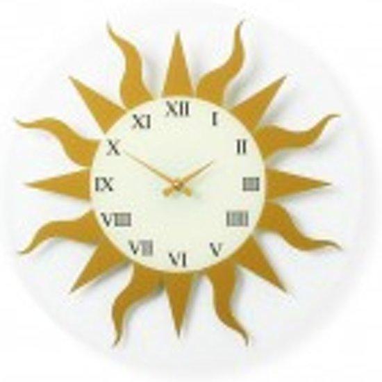 """Nextime klok """" Sun """" 40 cm"""
