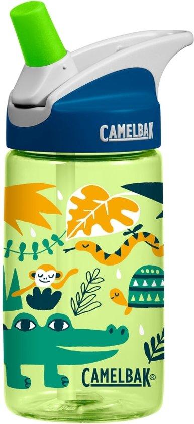 2064560fec9 bol.com   Camelbak - Eddy Kids - 400 ml - Jungle Animals - Bidon ...