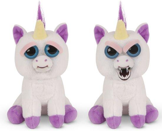 Feisty Pets Unicorn - Knuffel - Eenhoorn - Goliath
