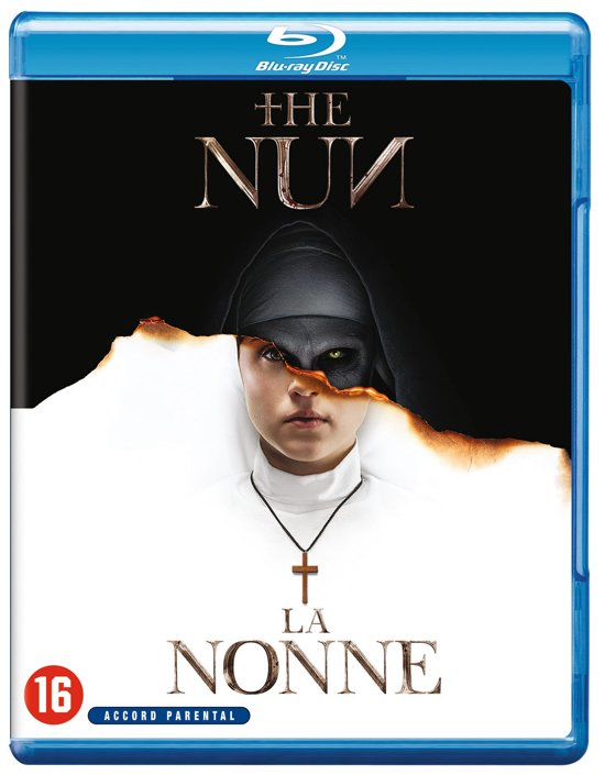 DVD cover van The Nun (Blu-ray)