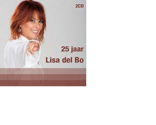 25 Jaar Lisa Del Bo
