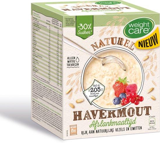 Weight Care Havermout Maaltijdvervanger - 440 gr