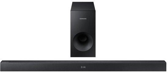 samsung hw k335 soundbar met subwoofer zwart. Black Bedroom Furniture Sets. Home Design Ideas