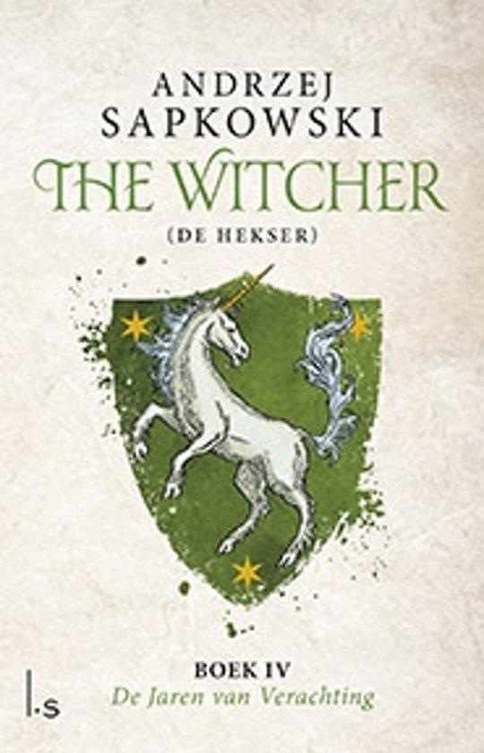 Boek cover The Witcher 3 - De jaren van verachting van Andrzej Sapkowski (Onbekend)