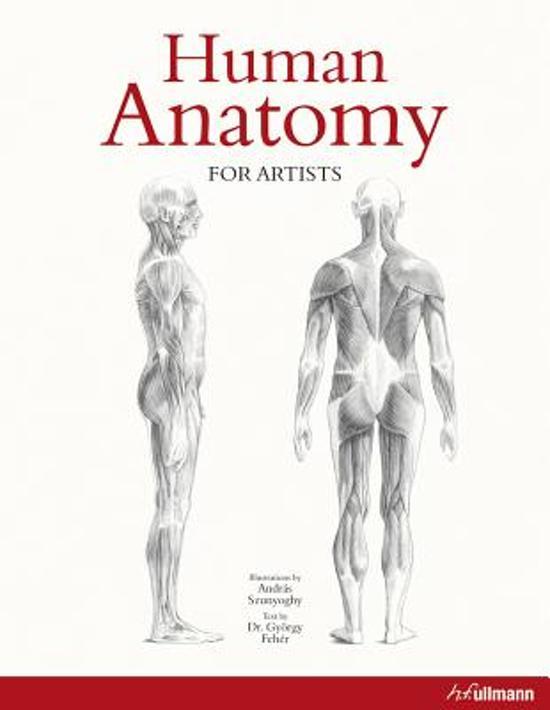 bol.com | Human Anatomy for Artists, Gyorgy Feher | 9783833162565 ...