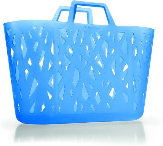 Reisenthel Nestbasket Boodschappenmand - Polyethyleen - 28L - Aqua Blue Blauw