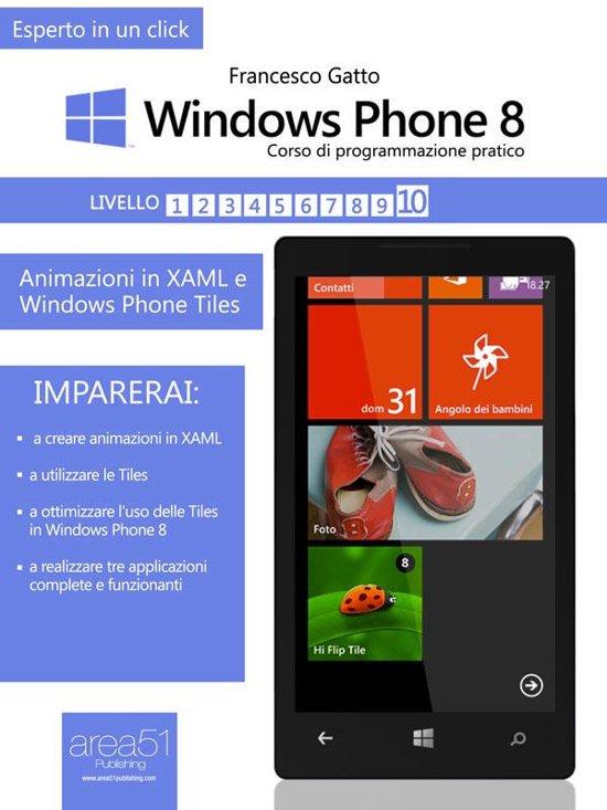 Windows Phone 8 Corso di programmazione pratico - Livello 10
