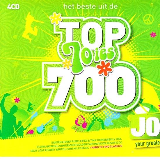 CD cover van Joe FM 70s Top 700 van Joe