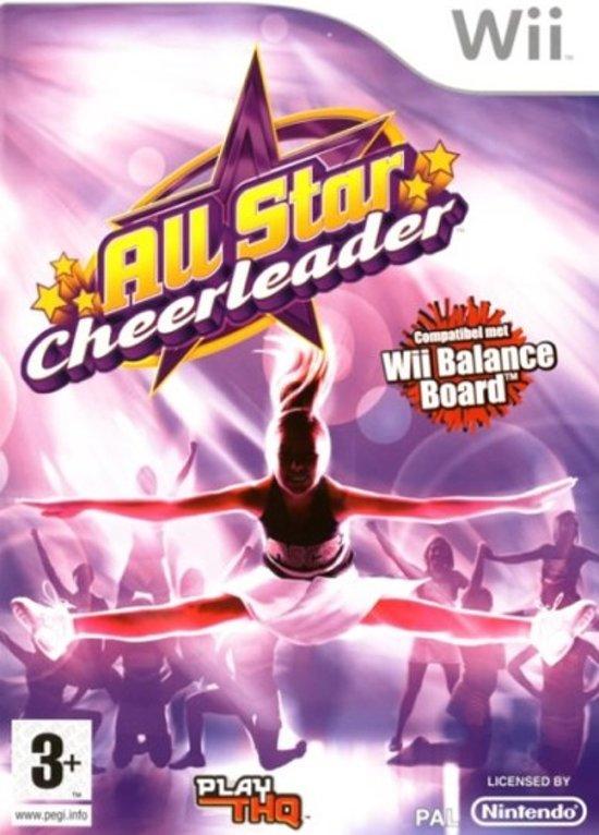 THQ All Star Cheerleader - Wii kopen
